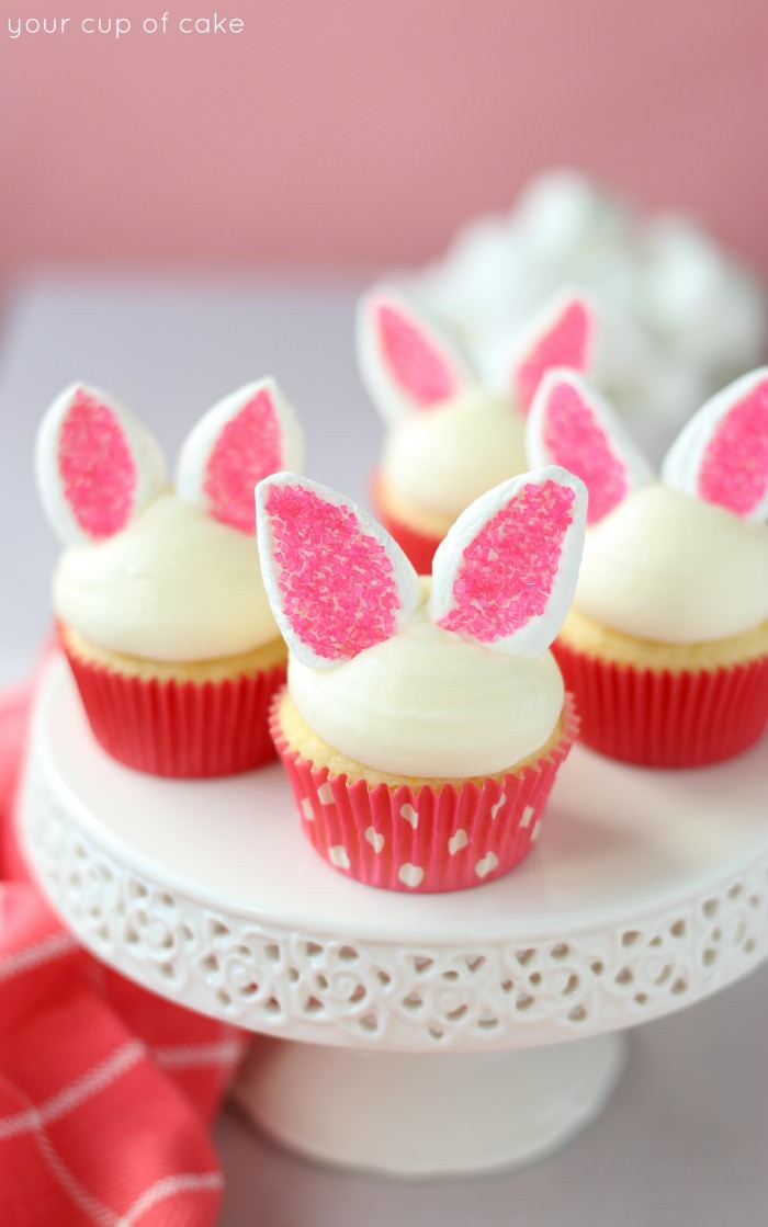 Cute Easter Cupcakes  Cute Garden Carrot Cupcakes for Easter Your Cup of Cake