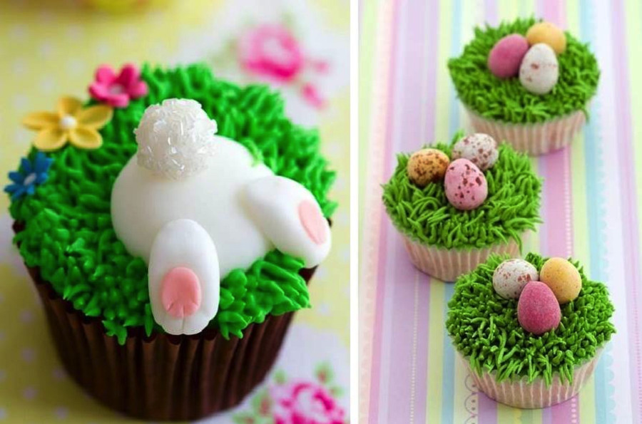 Cute Easter Cupcakes  Adorable Easter Cupcake Ideas