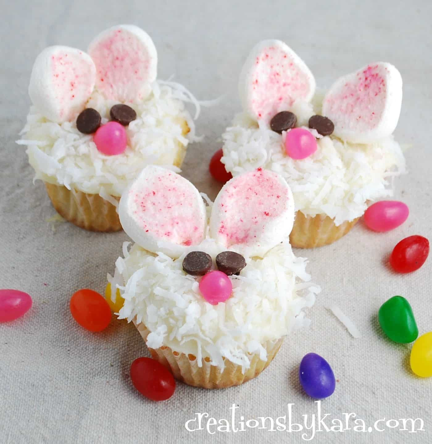Cute Easter Cupcakes  Cute Easter Cupcakes