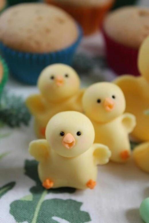 Cute Easter Desserts Recipes  Cute Easter Dessert Ideas