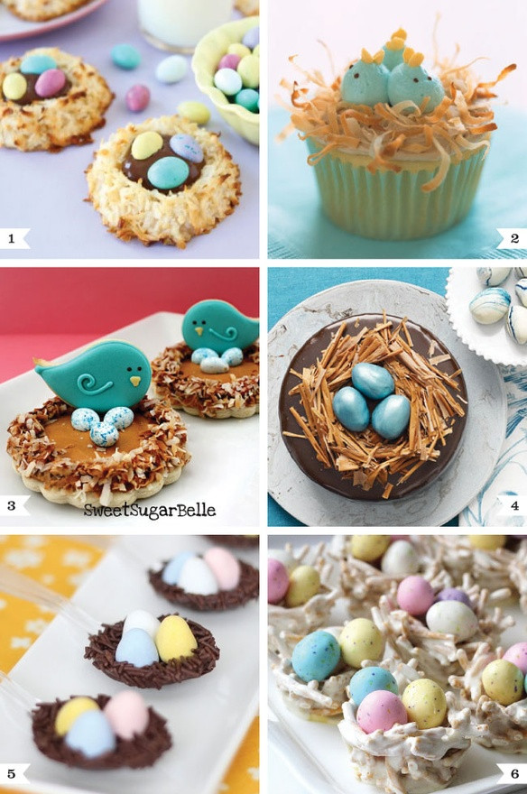 Cute Easter Desserts Recipes  Easter treats