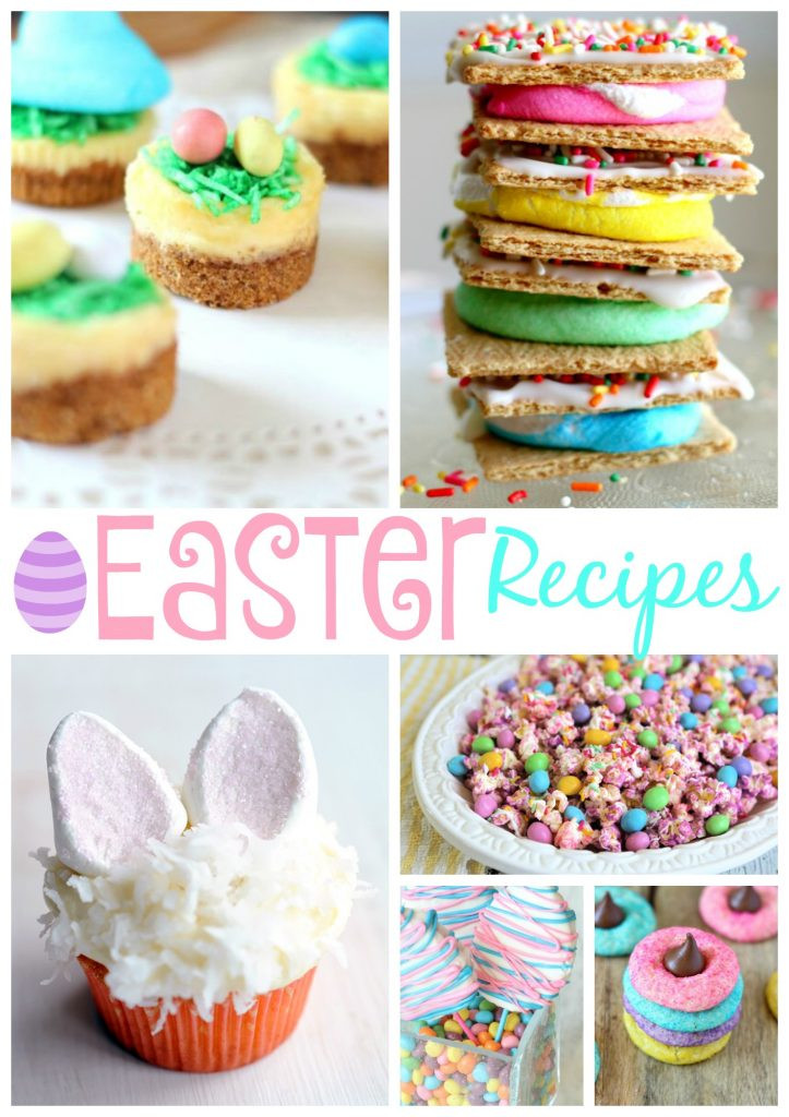 Cute Easter Desserts Recipes  Cute Easter Dessert Recipes Best Ideas that You Can Do
