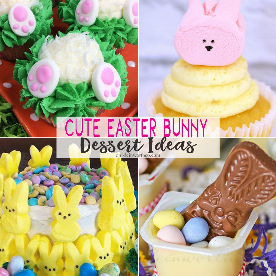 Cute Easter Desserts Recipes  Cute Easter Picture impremedia