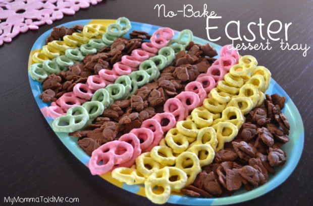 Cute Easy Easter Desserts  12 No Bake Easter Desserts