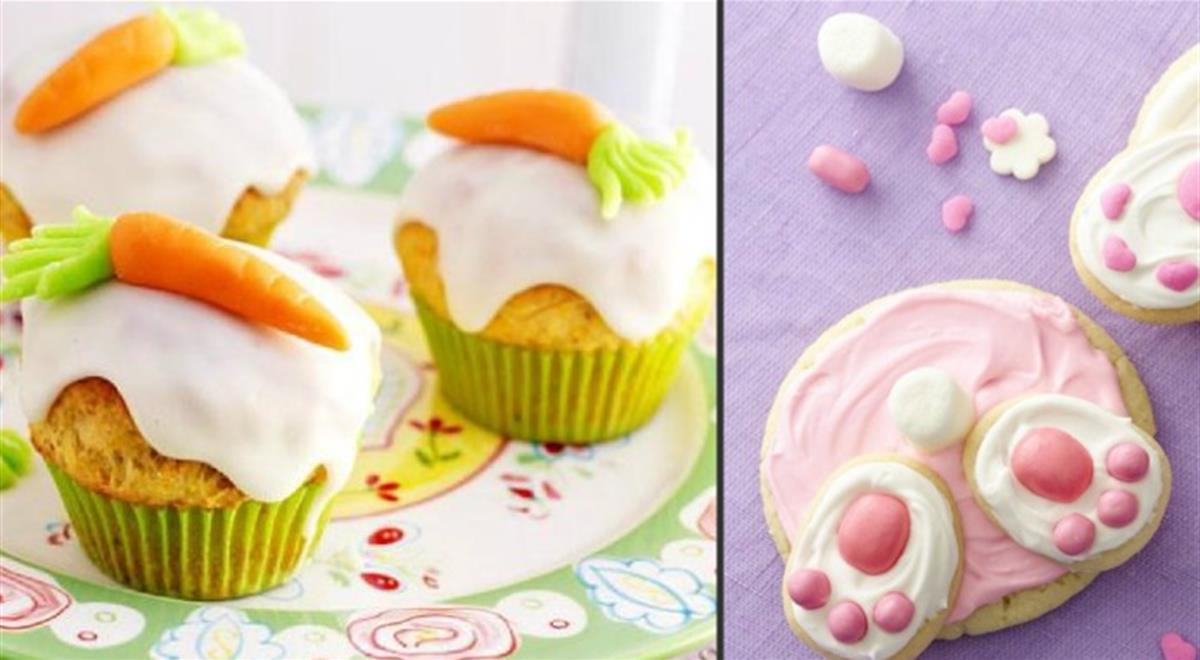 Cute Easy Easter Desserts  Cute Easter Desserts 7 Cute Easter Desserts You ll Have