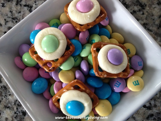 Cute Easy Easter Desserts  Bunny Bites Easy and Cute Easter Dessert Treat