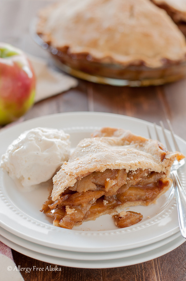 Dairy Free Apple Pie Mom s Amazing Gluten Free & Vegan Apple Pie