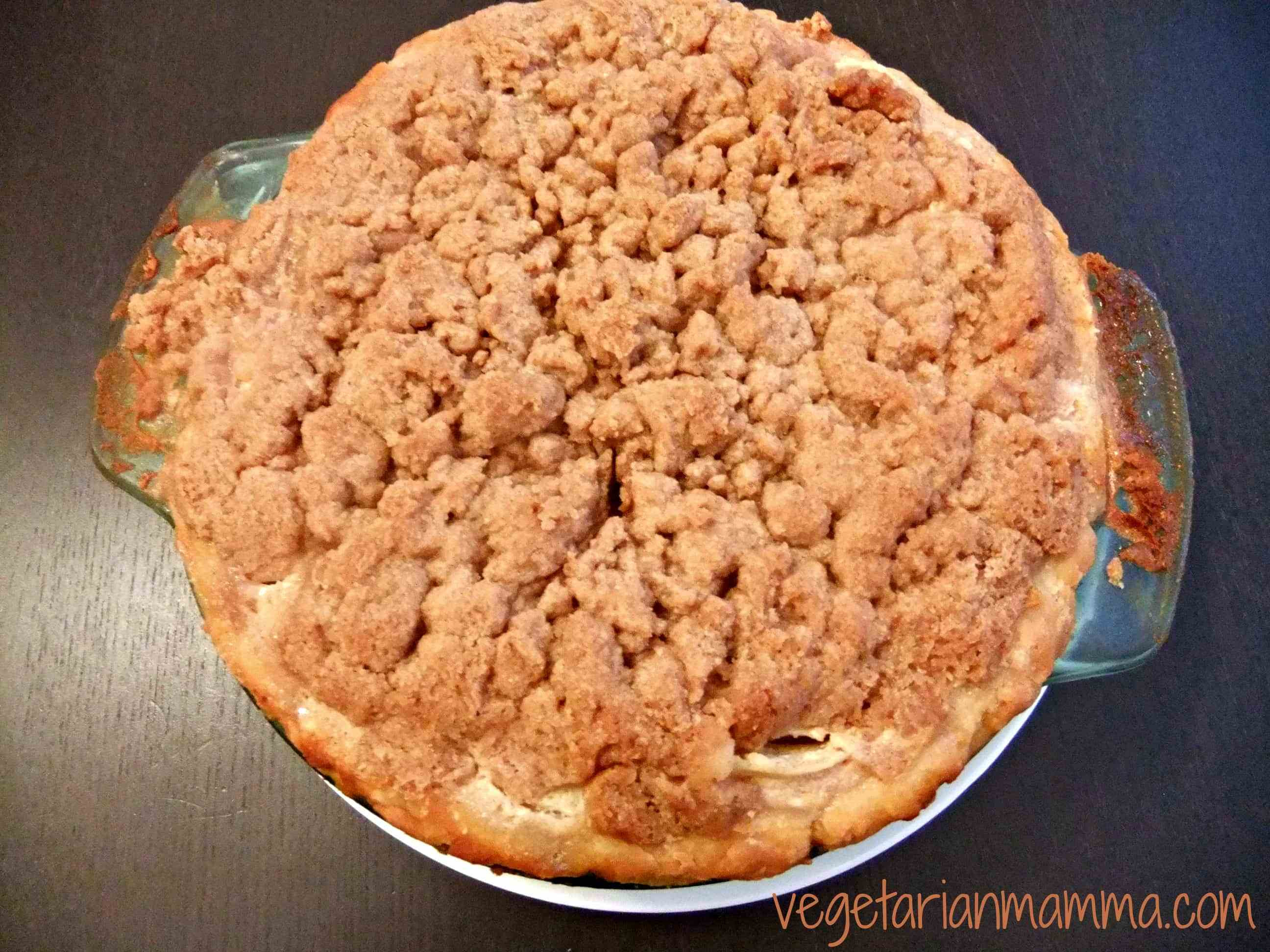 Dairy Free Apple Pie Sour Cream Apple Pie – glutenfree dairyfree