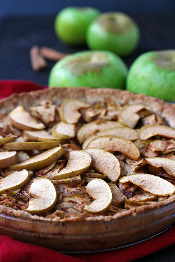 Dairy Free Apple Pie Apple Pie Recipe Gluten Free Dairy Free Vegan Tia s