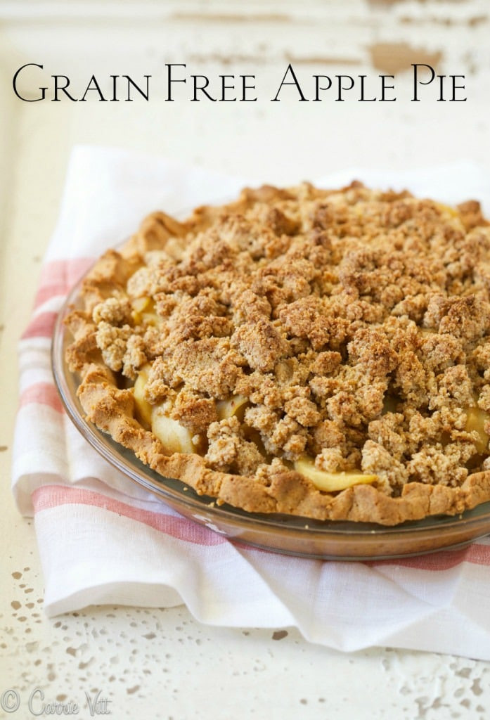 Dairy Free Apple Pie Apple Pie Grain Free Paleo Gluten Free Deliciously