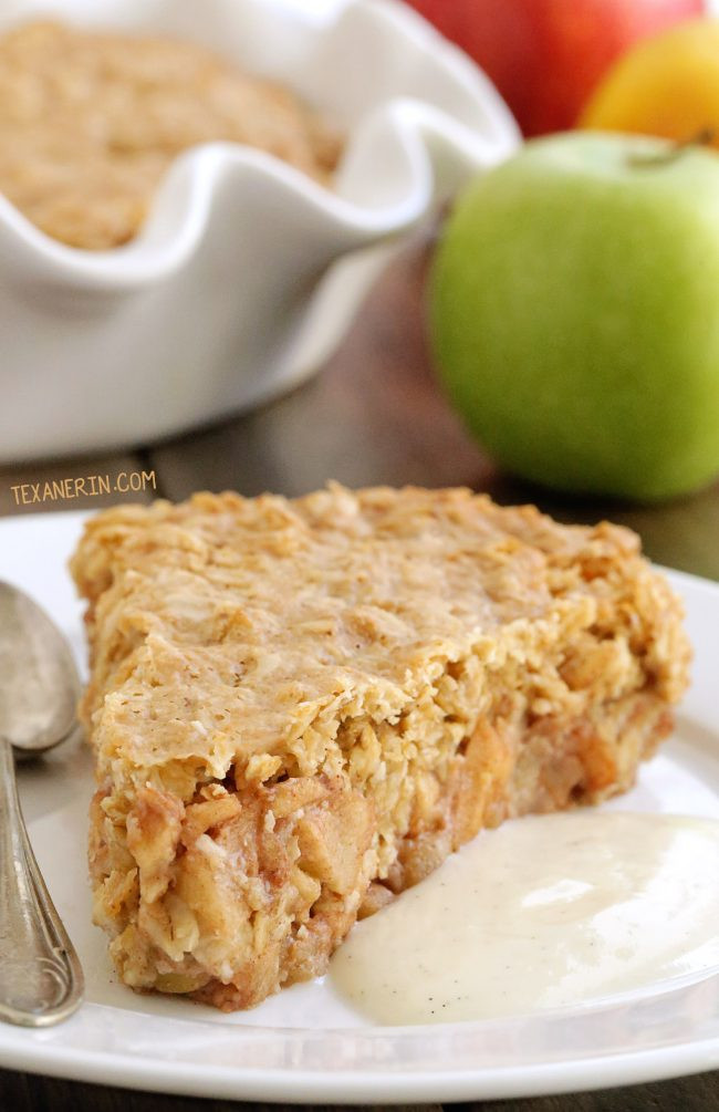 Dairy Free Apple Pie Swedish Apple Pie gluten free vegan whole grain dairy