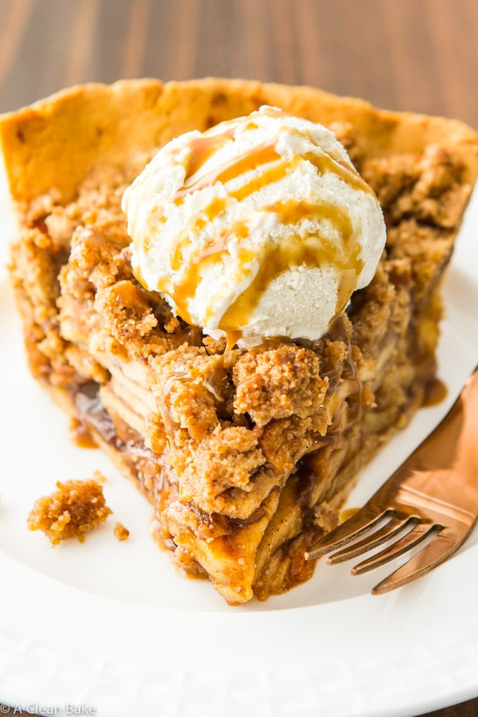 Dairy Free Apple Pie Paleo Apple Pie with Crumb Topping Dutch Apple Pie
