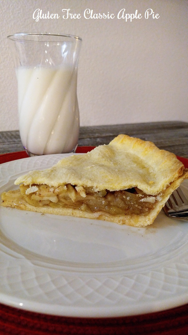 Dairy Free Apple Pie Gluten Free Classic Apple Pie