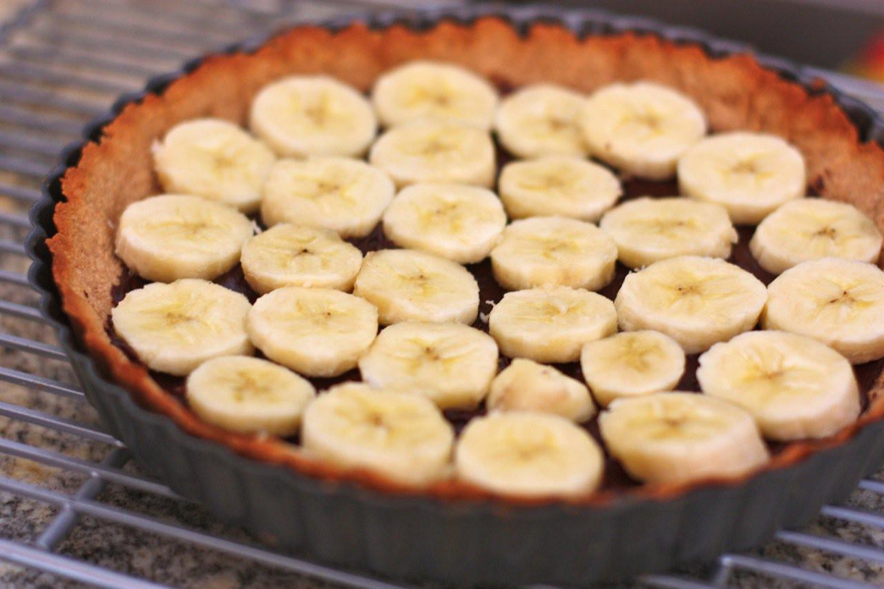 Dairy Free Banana Cream Pie  Black Bottom Banana Cream Pie Against all Grain