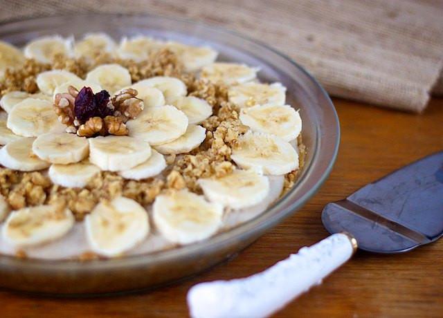 Dairy Free Banana Cream Pie  Vegan & Gluten Free Recipes by Allyson Kramer