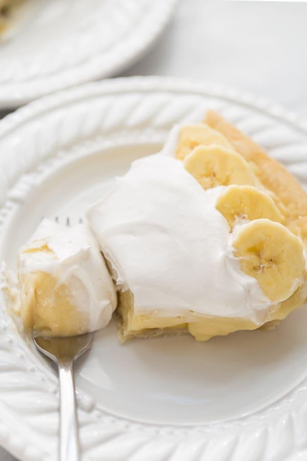 Dairy Free Banana Cream Pie  Dairy Free Banana Cream Pie Gluten Free Meaningful Eats