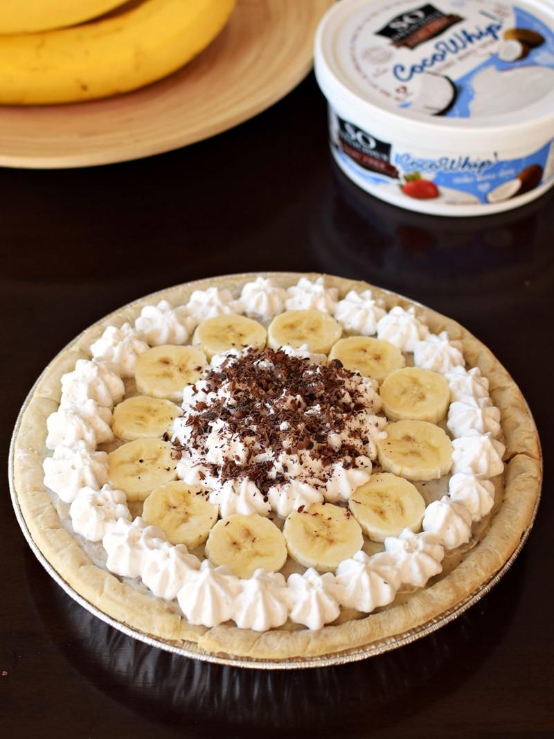 Dairy Free Banana Cream Pie  Banana Cream Pie for All naturally dairy free gluten free