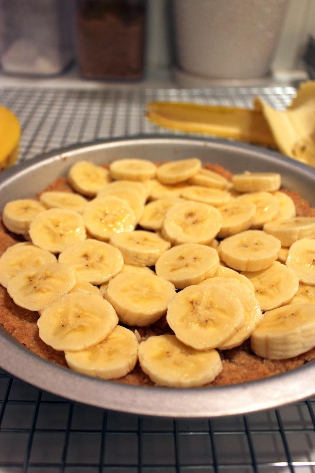 Dairy Free Banana Cream Pie  Swavory Stuff banana cream pie gluten free & dairy free