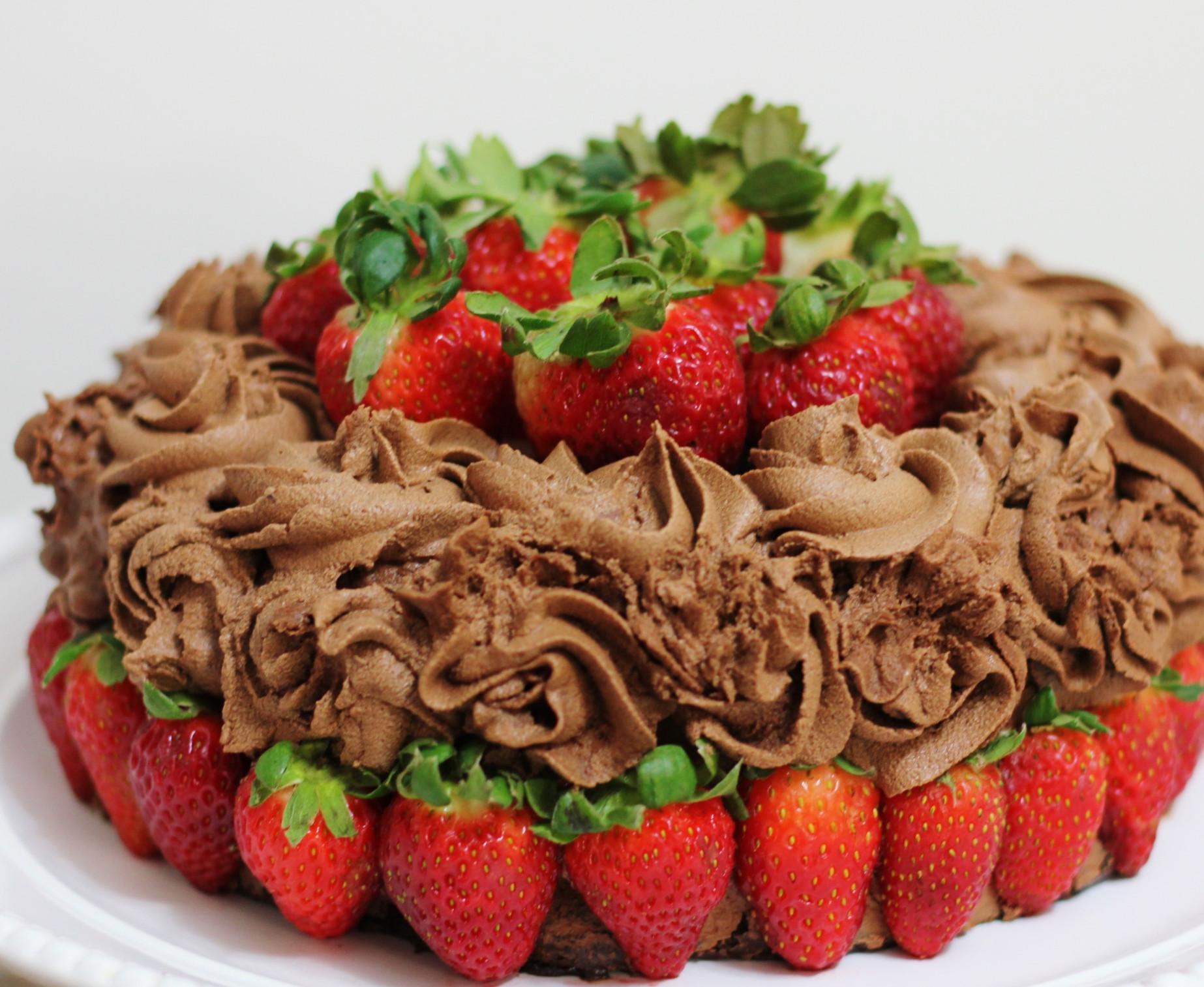 Dairy Free Birthday Cake Recipe  The Ultimate Chocolate Birthday Cake gluten free dairy