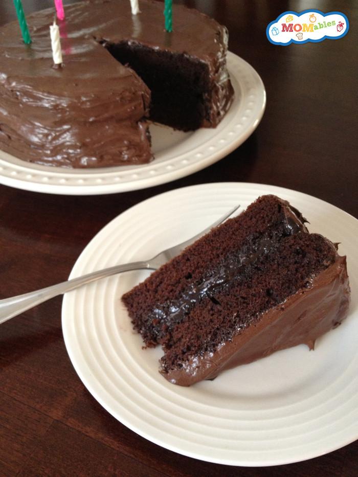 Dairy Free Birthday Cake Recipe  gluten egg dairy free chocolate cake recipe