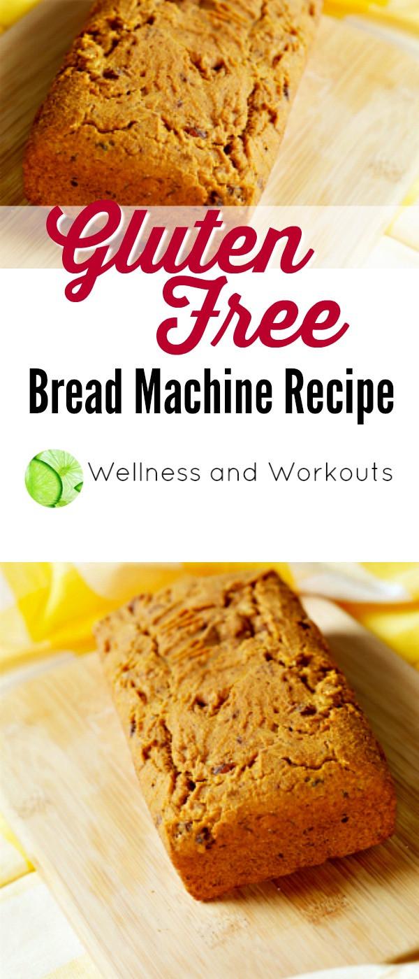 Dairy Free Bread Machine Recipe  Gluten Free Bread Machine Recipe Brown Rice Bread
