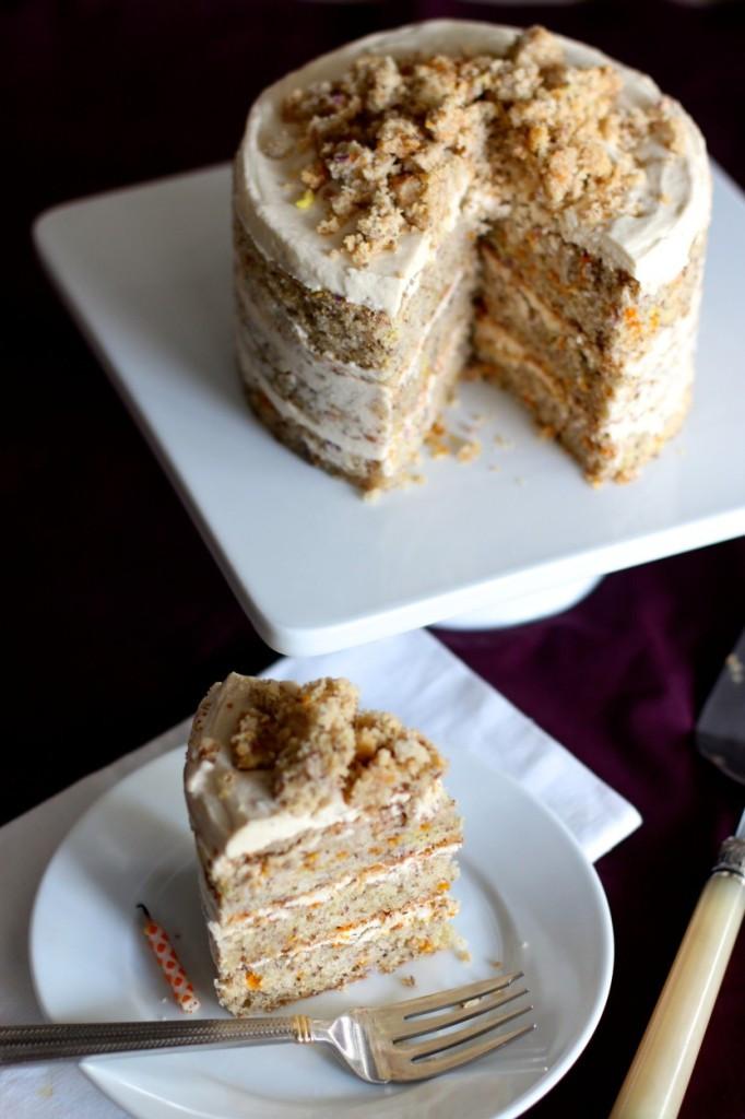 Dairy Free Cake Recipe  Momofuku Milk Bar Birthday Layer Cake made gluten free