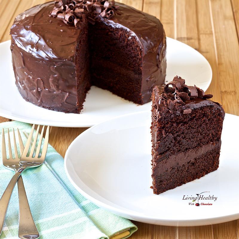 Dairy Free Cake Recipe  Paleo Chocolate Cake Grain Gluten Dairy Free