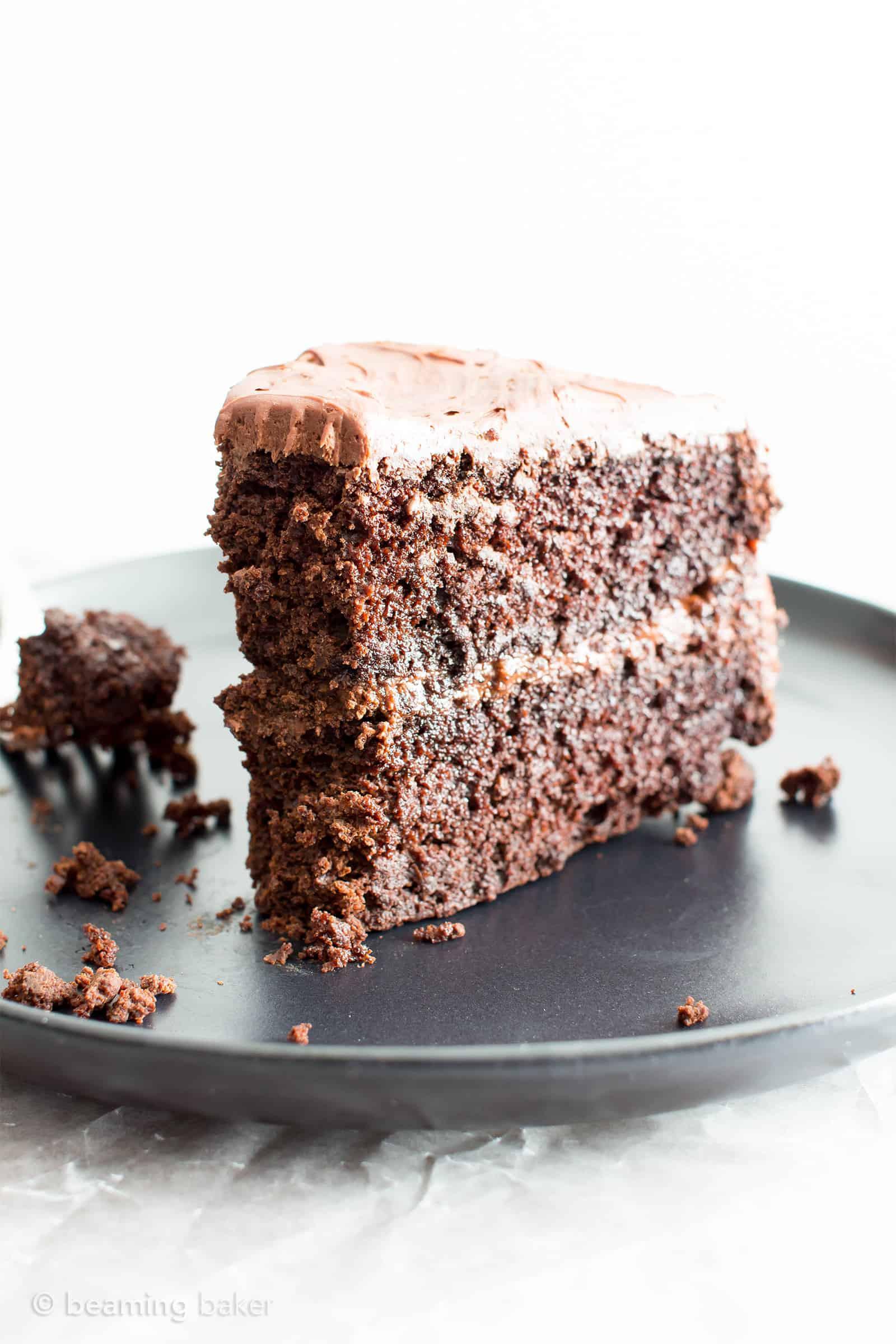 Dairy Free Cake Recipe  Vegan Chocolate Cake Recipe Gluten Free Dairy Free V