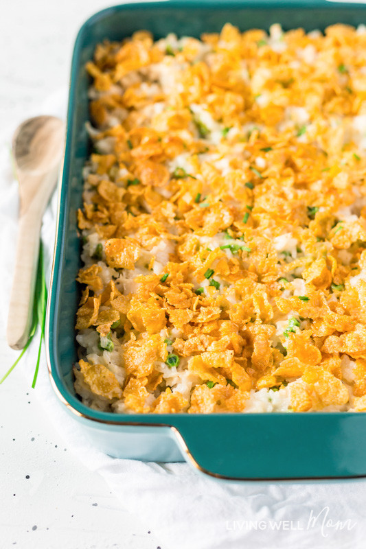 Dairy Free Chicken And Rice Casserole  Tasty Chicken and Rice Casserole Gluten Free Dairy Free