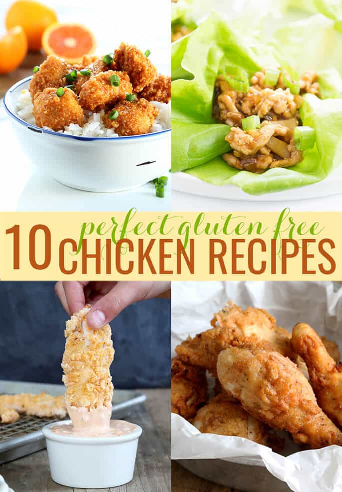 Dairy Free Chicken Breast Recipes  The 10 Best Gluten Free Chicken Recipes ⋆ Great gluten