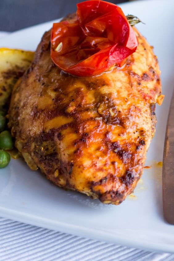 Dairy Free Chicken Breast Recipes  Butter Hot sauces and Chicken breasts on Pinterest