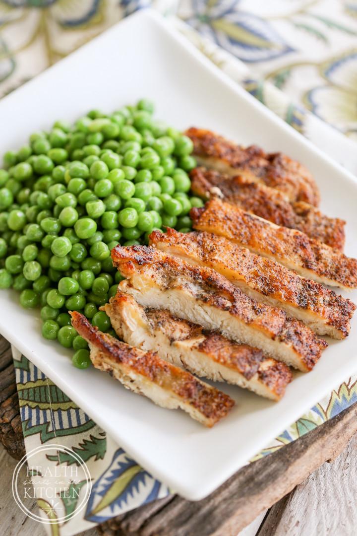 Dairy Free Chicken Breast Recipes  Delicious Crispy Chicken Breasts Paleo Low Carb & Grain