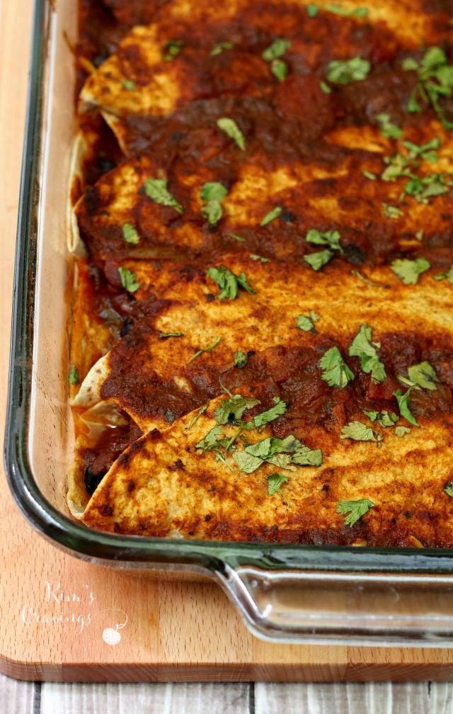 Dairy Free Chicken Enchiladas Gluten Free Dairy Free Chicken Black Bean Enchiladas with