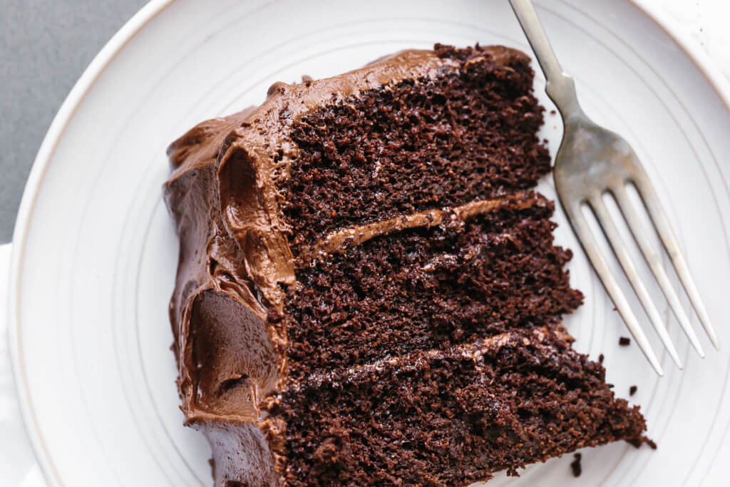 Dairy Free Chocolate Cake  Amazing Paleo Chocolate Cake gluten free dairy free