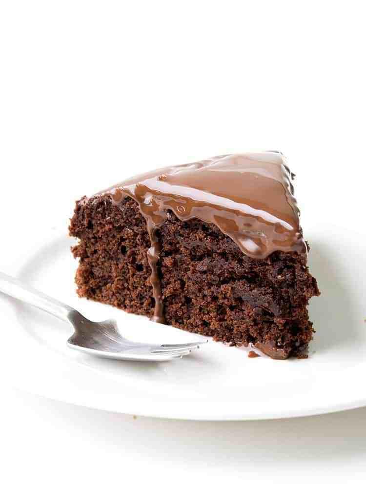Dairy Free Chocolate Cake  Dairy Free Chocolate Cake Sweetest Menu