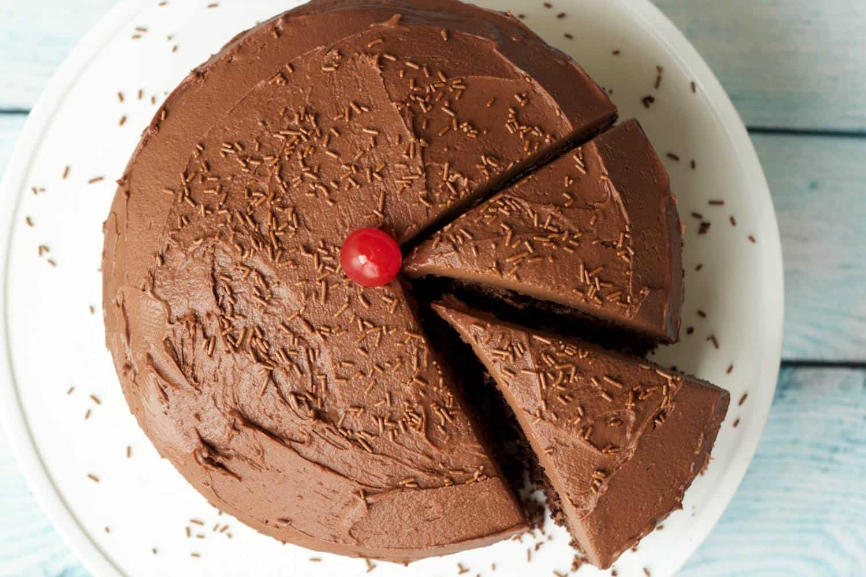 Dairy Free Chocolate Cake  Gluten Free Chocolate Cake Loving It Vegan