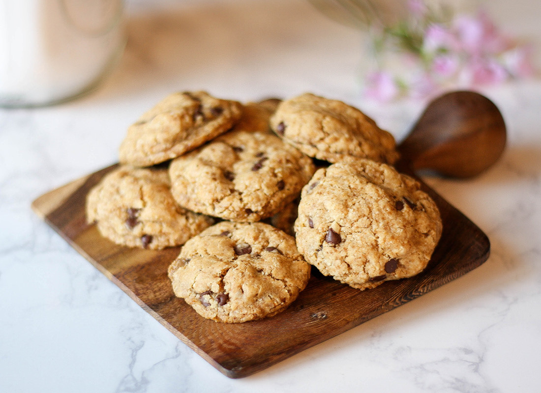 Dairy Free Chocolate Chip Cookies  The Best Gluten Free Chocolate Chip Cookies AIP Paleo