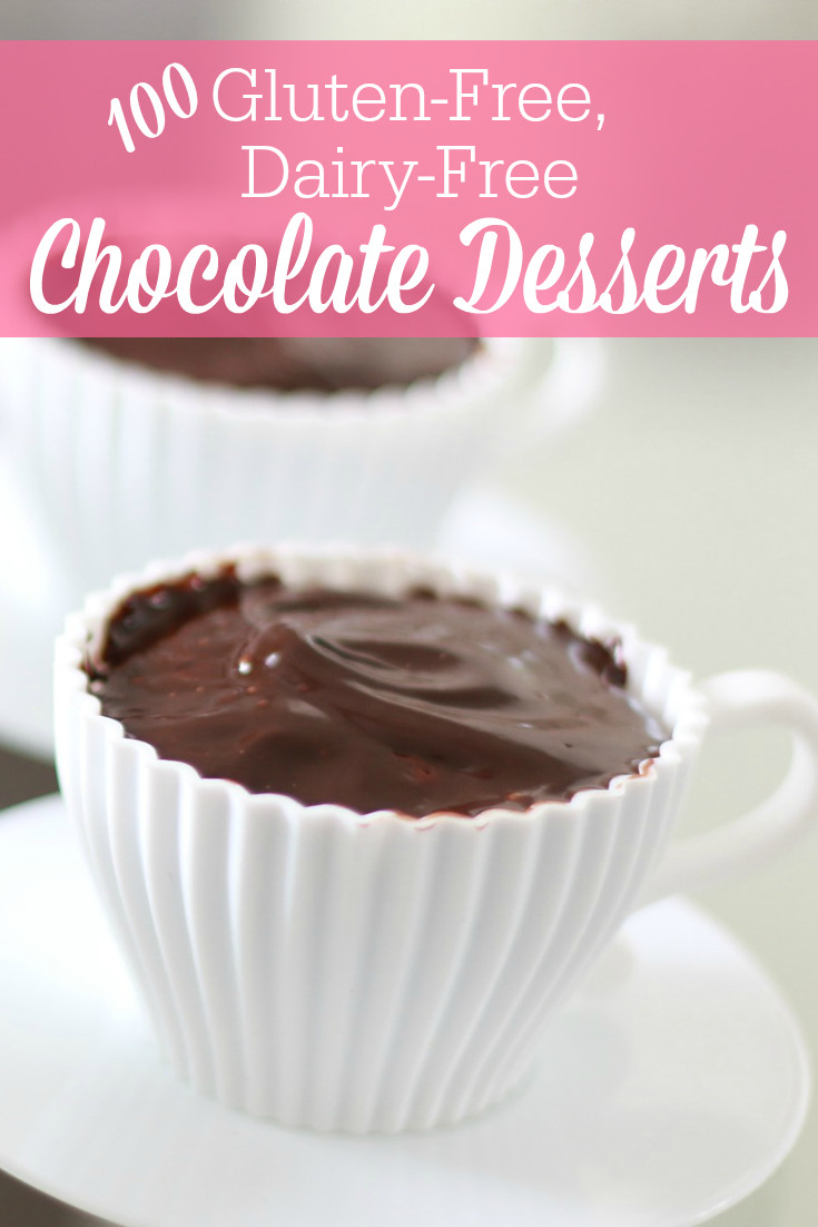 Dairy Free Chocolate Desserts  The Ultimate Gluten Free Dairy Free Chocolate Dessert