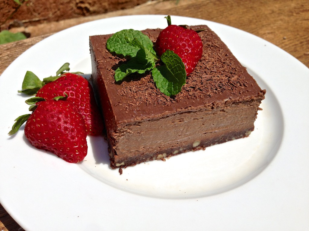 Dairy Free Chocolate Desserts  Chocolate Truffle Pie Dairy Free Gluten Free Grain Free
