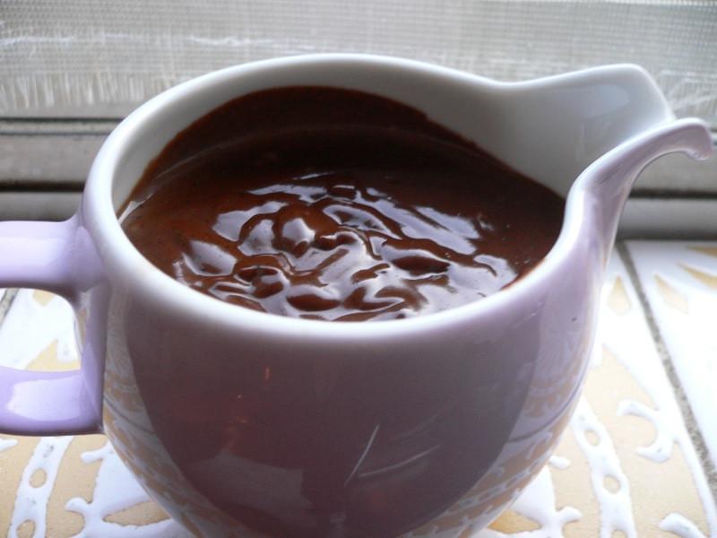 Dairy Free Chocolate Sauce  Chocolate Sauce AIP Vegan Dairy & Gluten Free Just