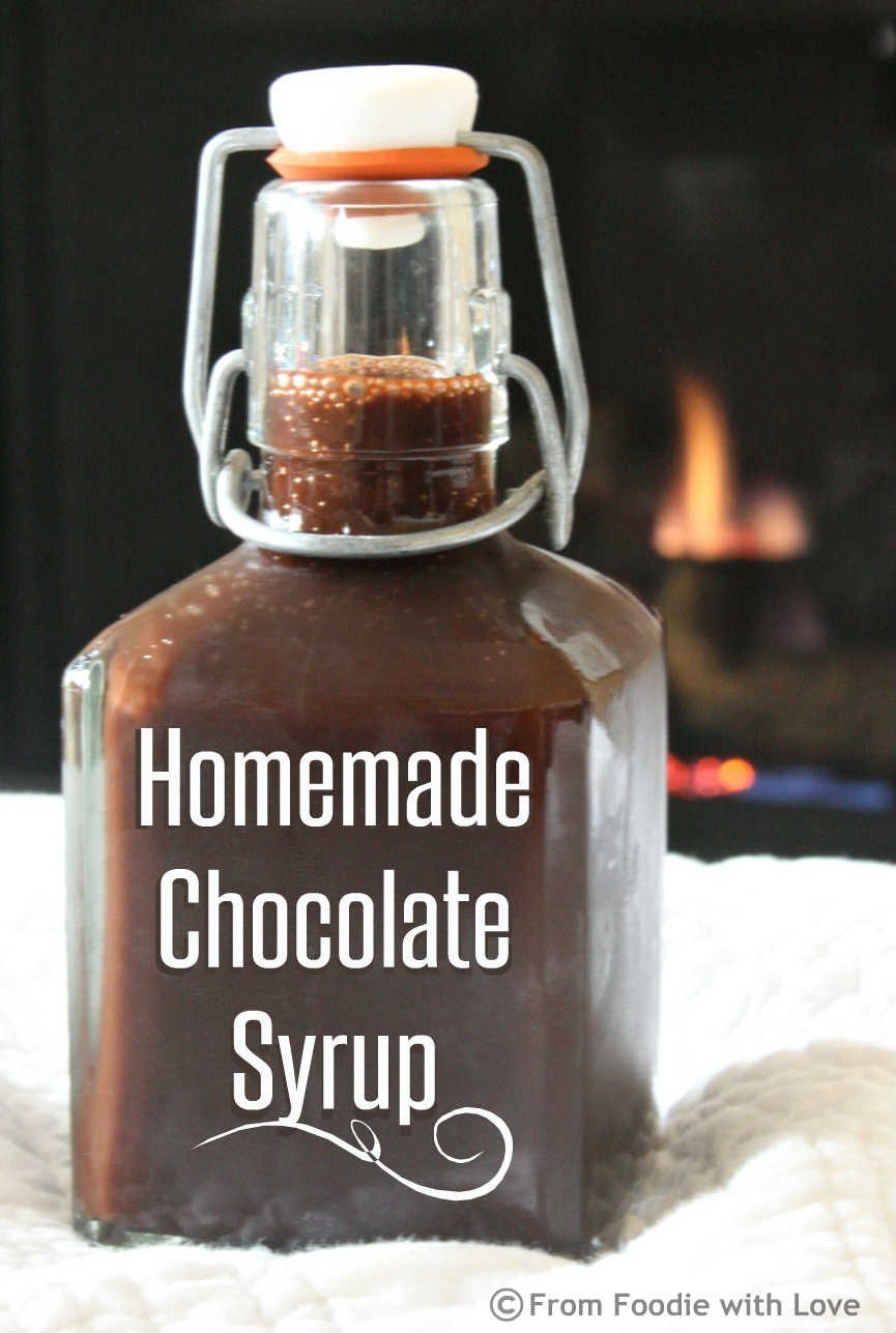 Dairy Free Chocolate Sauce  Homemade Chocolate Syrup Dairy Free & Soy Free From