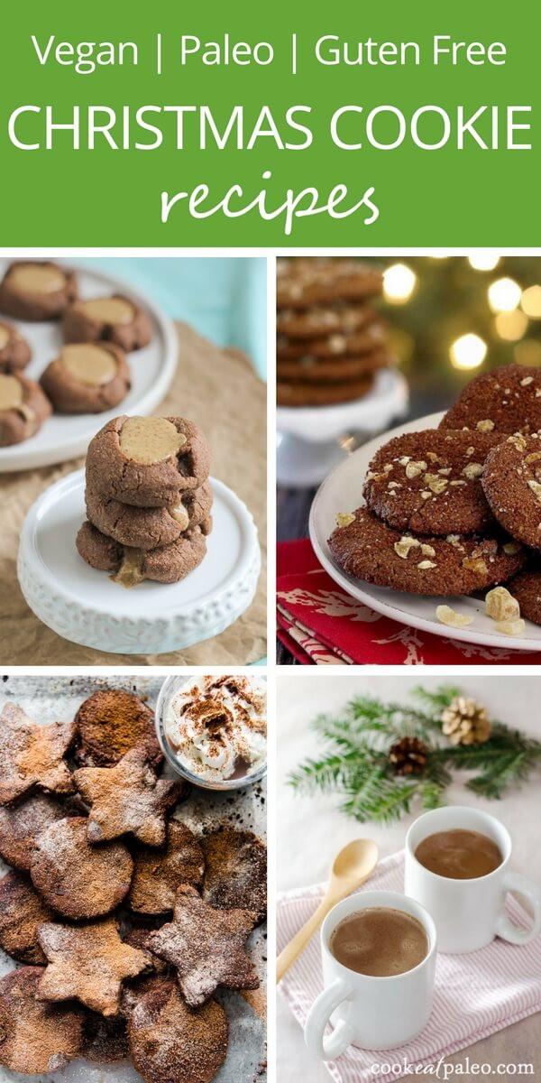 Dairy Free Christmas Cookies  11 Easy Christmas Cookies That Are Vegan & Paleo