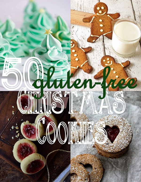 Dairy Free Christmas Cookies  50 Gluten Free Christmas Cookie Recipes