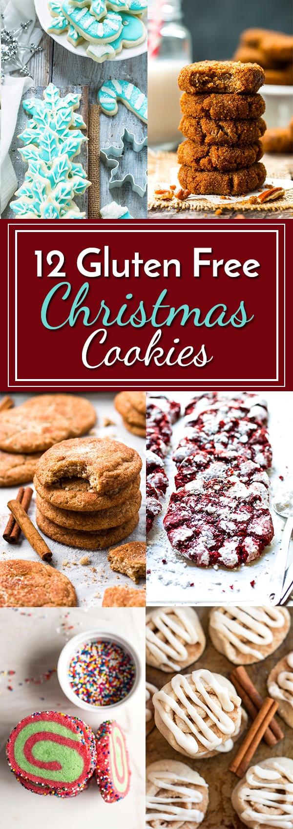 Dairy Free Christmas Cookies  12 Gluten Free Christmas Cookies Evolving Table