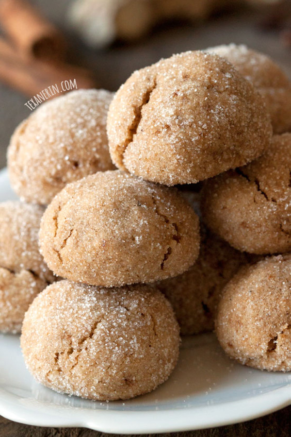 Dairy Free Christmas Cookies  25 gluten free Christmas cookie recipes just for you