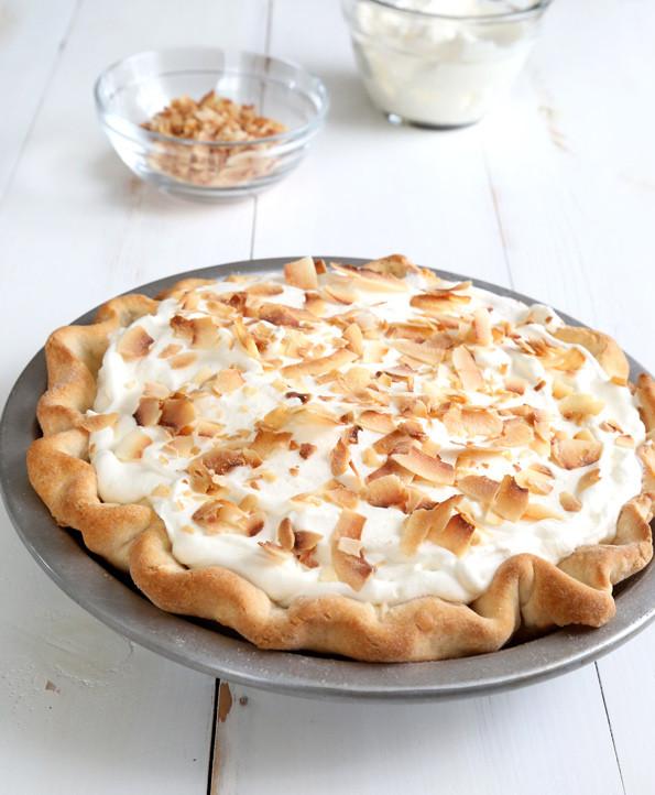 Dairy Free Coconut Cream Pie  Gluten Free Coconut Cream Pie ⋆ Great gluten free recipes