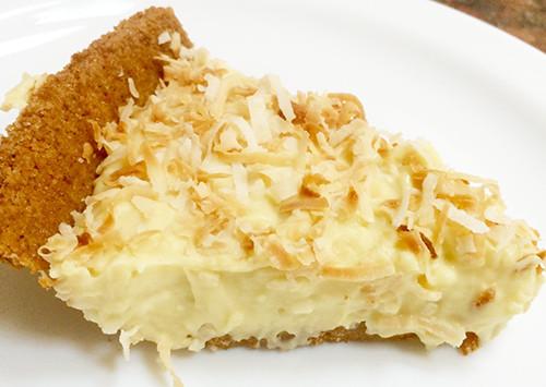 Dairy Free Coconut Cream Pie  Gluten and Dairy Free Quadruple Coconut Cream Pie