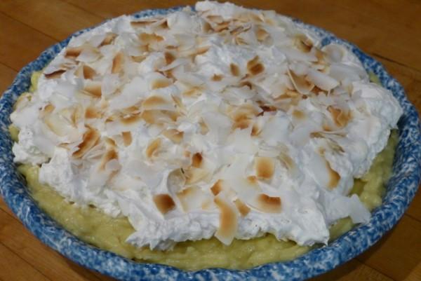 Dairy Free Coconut Cream Pie  Coconut Cream Pie Gluten and Dairy Free Curry Girls