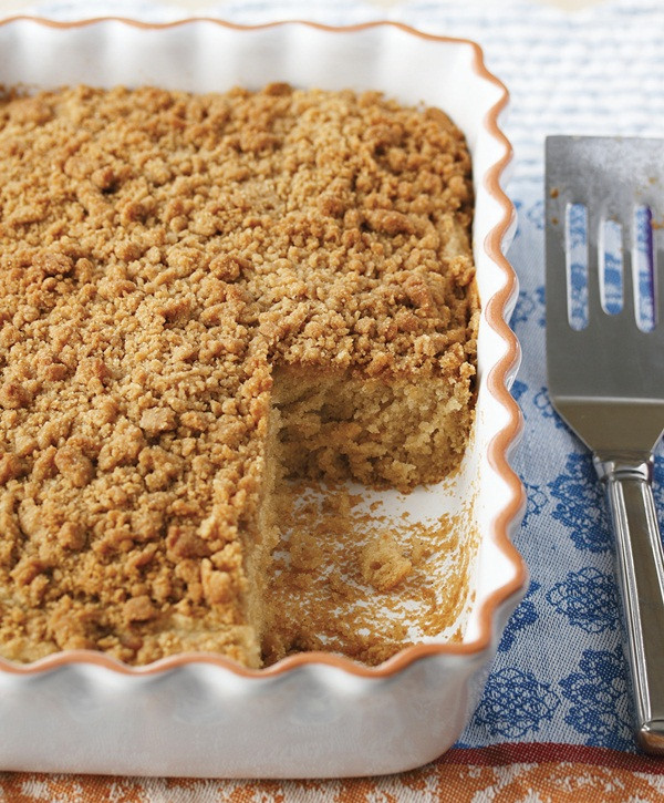 Dairy Free Coffee Cake  Gluten Free Coffee Cake with Streusel Topping Recipe Go