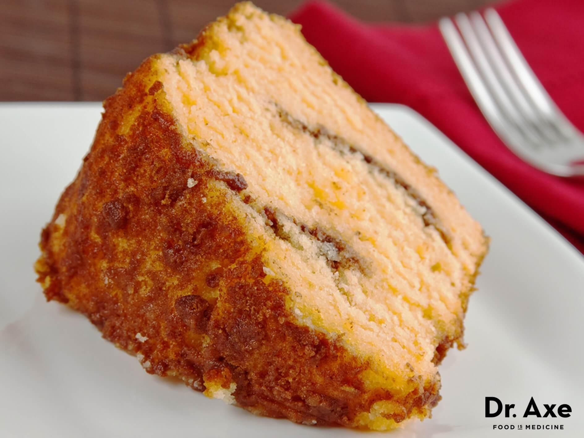 Dairy Free Coffee Cake  Gluten Free Coffee Cake Recipe Dr Axe